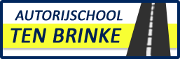 Logo Autorijschool Ten Brinke